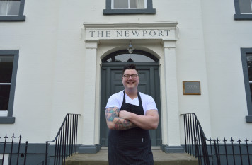 jamie the newport 12