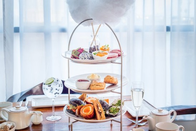 The Salt Room Afternoon Tea