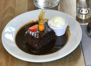 Sticky Toffee Pudding - Galleria - Cambridge